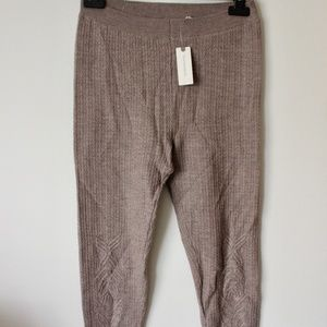 Comfy Knit Sweater Leggings